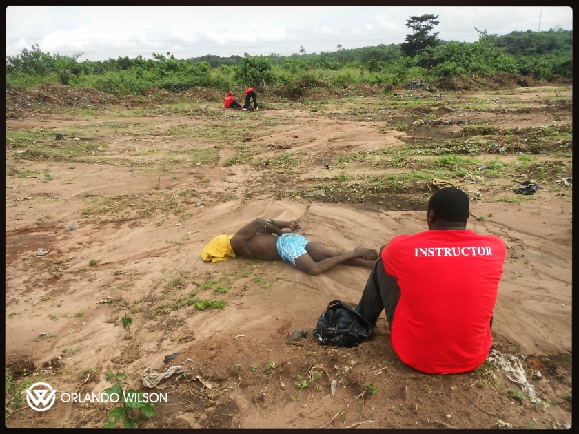 Voodoo Cults / Confraternities in Nigeria, West Africa