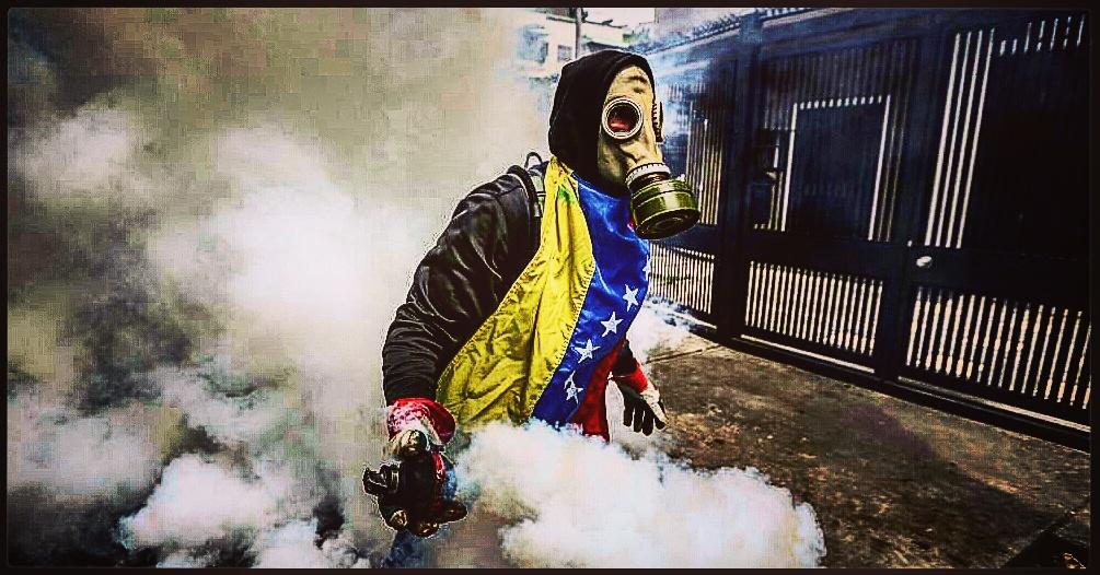 violence in Venezuela