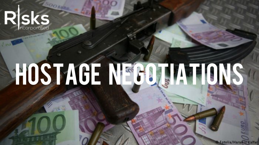 Hostage Negotiations - kidnap and ransom