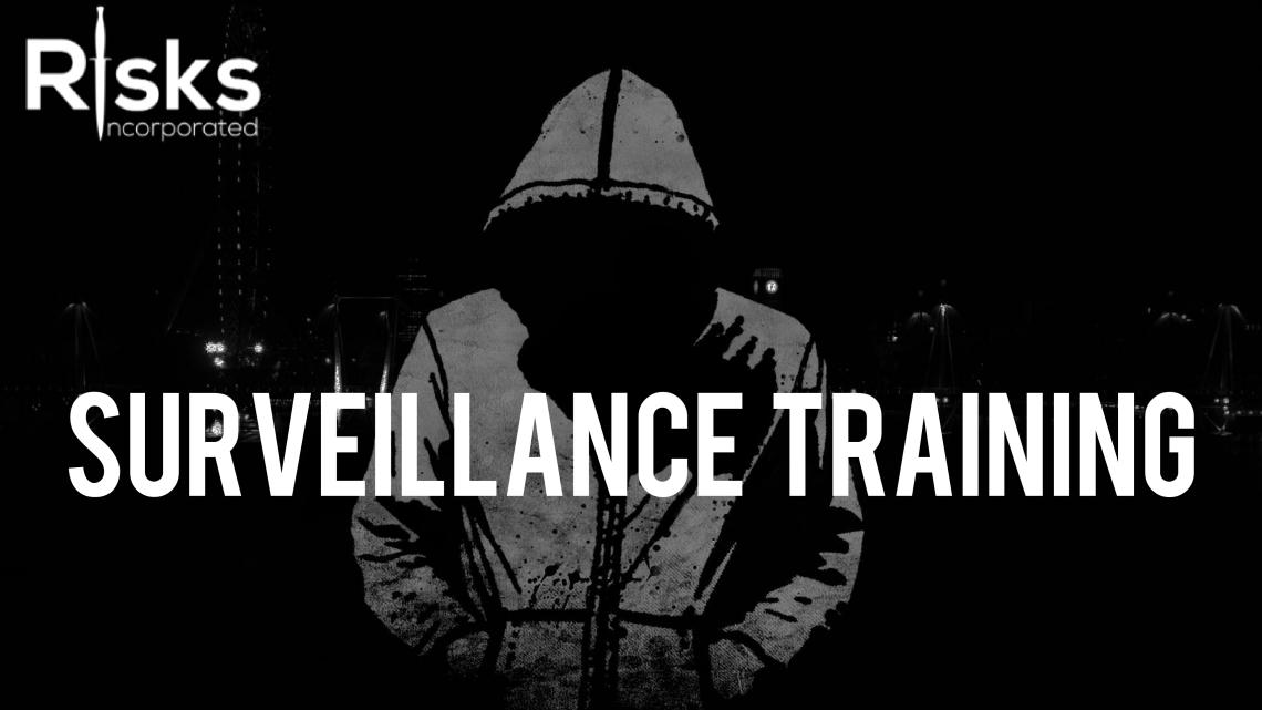 Surveillance Training