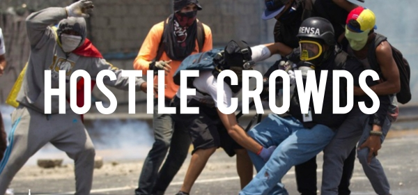 Personal & Journalist Security in Crowds