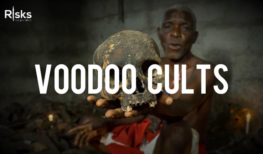 Voodoo Cults of Nigeria, West Africa