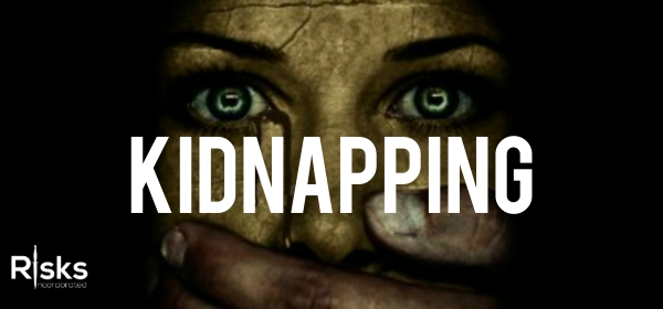 Kidnap and Ransom - Kidnapping Defined