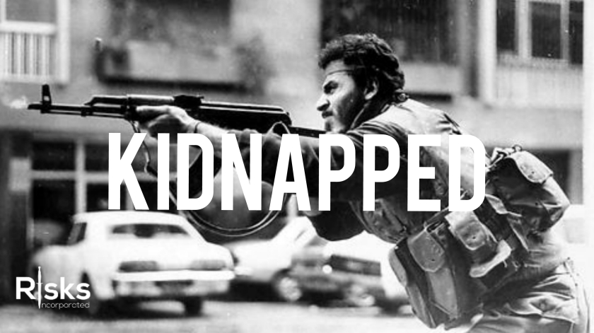 kidnap for ransom and hostage negotiations