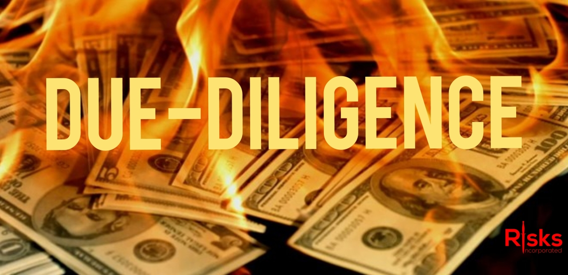 due-diligence investigations