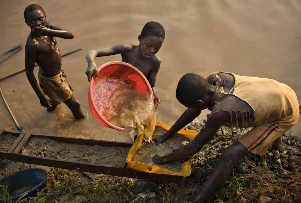 Congo Gold Scam