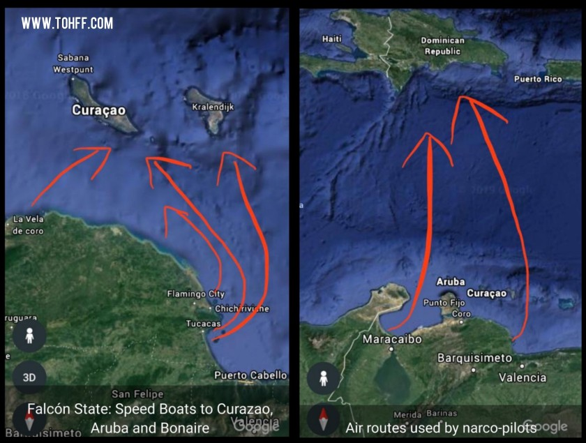 Venezuela - Drug Trafficking