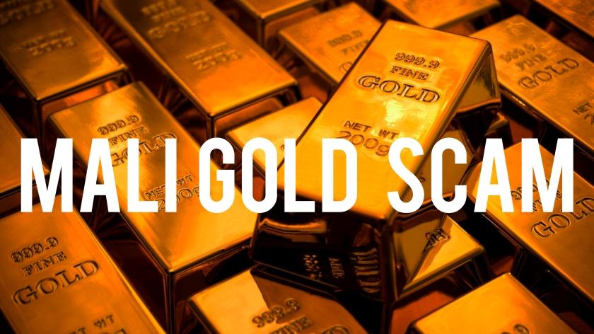 Mali gold scams
