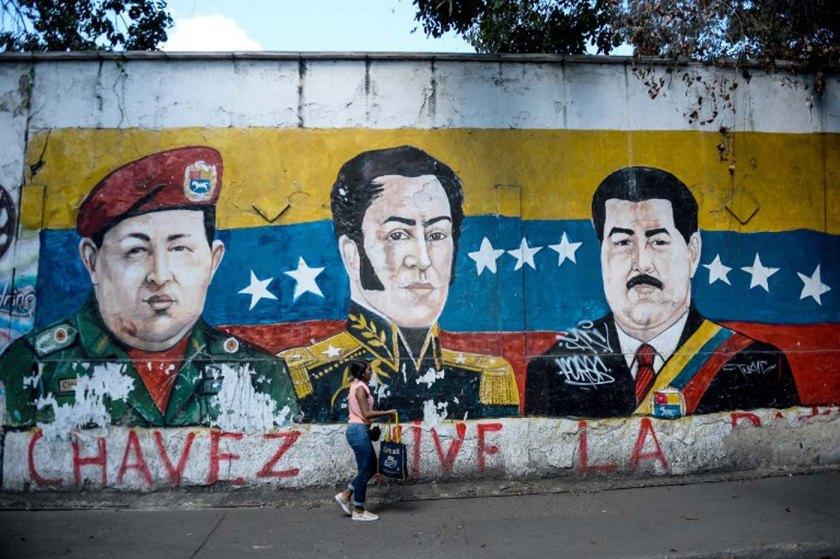 "War in Venezuela - Orlando ""Andy"" Wilson"