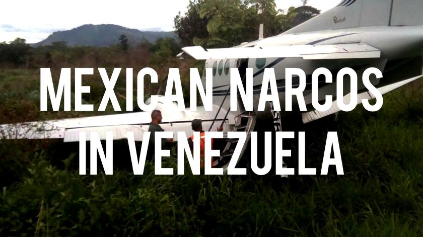 Mexican drug cartels in Venezuela