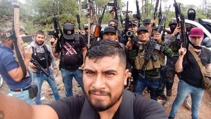 Bodyguards in Mexico - Orlando Andy Wilson