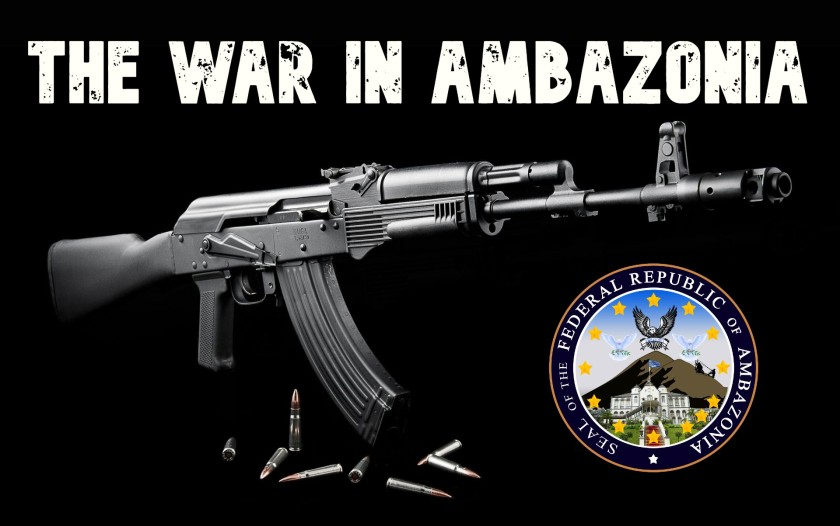 War in Ambazonia